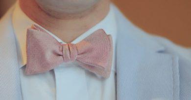 Motýliky dávno predčili kravatu