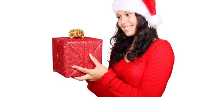 co darovat ženě