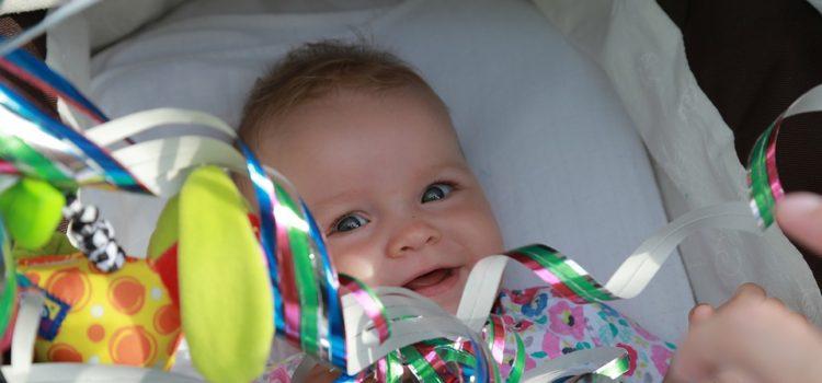 Čo nedarovať novorodeniatku