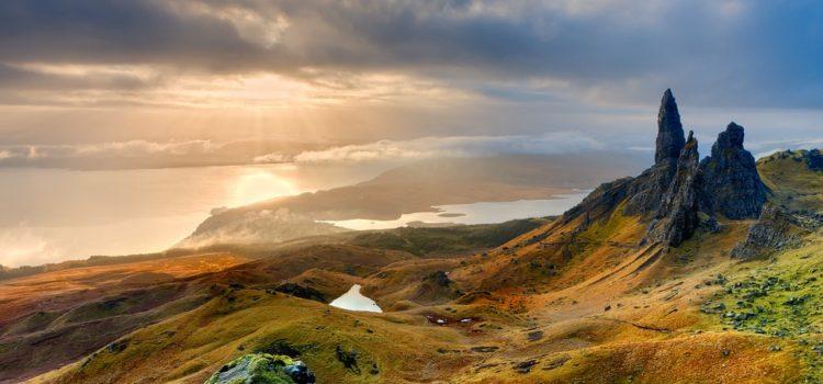 Prečo navštíviť drsnú krajinu menom Škótsko?